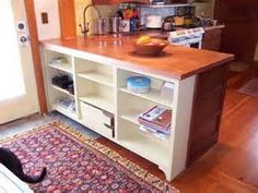 what to do with unused space under breakfast bar - - Yahoo Image Search Results