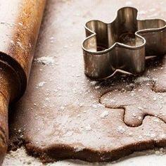 Xmas Food, Christmas Baking, Christmas Cookies, Baking Recipes, Cookie Recipes, Snack Recipes, Cake Cookies, Sugar Cookies, Good Food