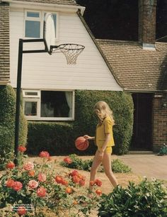 basket ball, basket, girl, playing, model, lw, home, house