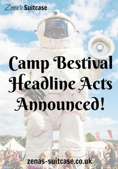 Camp Bestival Headline Acts Announced! @CampBestival. Family friendly acts and music line up announced for Camp bestival at Lulworth Castle