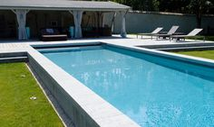 1000 images about piscines on pinterest pools petite for Piscine carree semi enterree