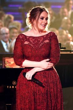 Adele at 2016 Grammy Awards she sang All I Ask All I Ask, Prom Dresses With Sleeves, Plus Size Maxi Dresses, Bruno Mars, Adele Wallpaper, Adele Grammys, Adele Photos, Adele Pictures, Adele Love