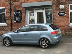 ea90df5782 Audi A3 2.0 TDI fitted with a Tunit Advantage II • BHP from 140 up to