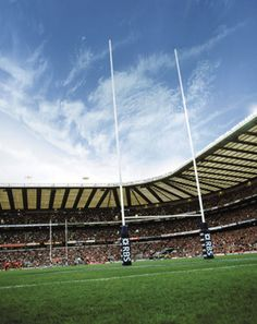 Twickenham Stadium Tour and Rugby Museum in London. Rugby Road, Twickenham TW1. Richmond station (then a short cab ride), Twickenham by train, 10 minute walk. Museum 10-5 closed Monday. Tours 11,1and 3:00, closed Monday. Tour and Museum free with LP. (pg 116)