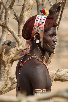 57. Rendile warrior Kenya