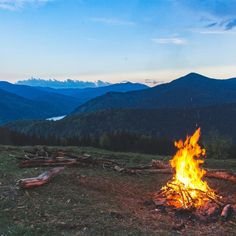 """Be More Outdoor 🌲 on Instagram: """"There is just something about a campfire... * * * Photo by 📸 @bladvagacian + @pexels * * * #bemoreoutdoor @bemoreoutdoor #campfire…"""" Tent Camping, Campsite, All Locations, Natural Solutions, Van Life, Colorado, National Parks, Adventure, Nature"""