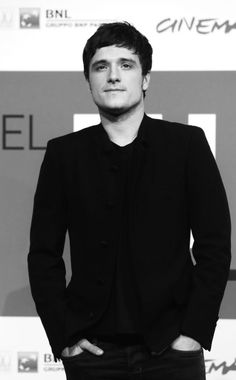 Josh Hutcherson - Photocalls - Hunger Games: Catching Fire - Rome