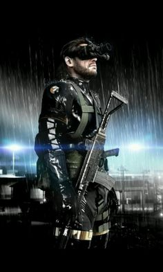 Just picked this up about a week ago...hope it's good! Metal Gear Solid V: Ground Zero