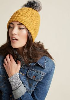 Fair Warming Knit Hat