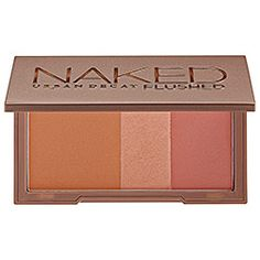 A silky #bronzer, #highlighter, and #blush. Bought this as a birthday present for me, myself, and I. #Sephora #UrbanDecay