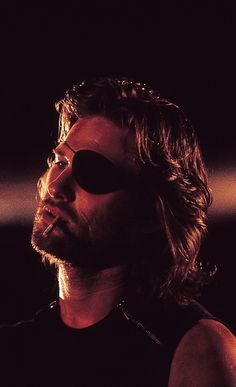 Snake Plissken - Escape From New York a.k.a. one of my most favorite movies ever!!