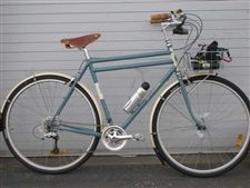 New color for 2012 of the Sam Hillborne by Rivendell Bicycle Works