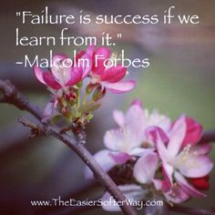 #failure #success #learn #wisdom #forbes #quotes