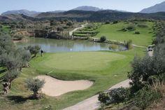 Antequera Golf Club #Golf #Spain #Malaga #Andalucia #travel #OpusGolfs