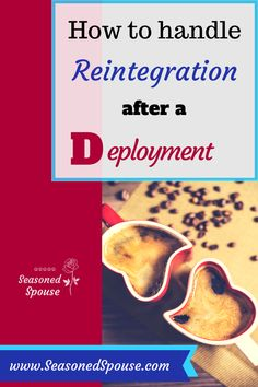 Reintegration after deployment can be challenging. How can you avoid the stress and improve your relationship with your military spouse? Military Deployment, Military Spouse, Military Girlfriend, Military Love, Deployment Care Packages, Army Wives, Us Marines, Navy Seals, Need To Know