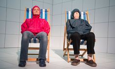 The Royal Court Theatre - Love and Information.     New writing in a contemporary theatre I have not seen these plays but Caryl Churchill is an excellent playwright. Good for Live Theatre notes!!! Hint hint!!