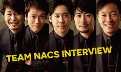 【ダ・ヴィンチ2016年12月号】Cover Modelは、TEAM NACS! Interview, Team Nacs, Content, Movie Posters, Movies, Yahoo, Design, Pictures, 2016 Movies
