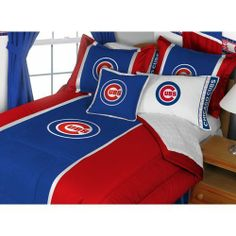 Sports Coverage Chicago Cubs Sidelines Comforter Mlb