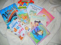 Lot of 8 Books for Children Toddlers PreSchool  Hard Cover
