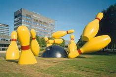 Escultura de Claes Oldenburg