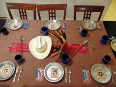 Invite and Delight: Cowboys & Indians Party