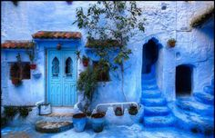 Chefchaouen, Morocco ♥