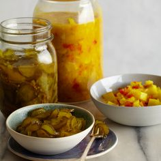 Linton Hopkins has endless uses for these sweet and tangy pickles—he even deep-fries them to make pickle chips. Brining before pickling helps the cu...