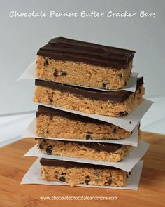 For the Love of Peanut Butter and Chocolate!