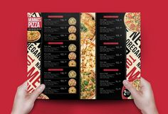 Pizza Menu Template for Adobe Photoshop & Adobe Illustrator These templates are perfect for pizza restaurants and takeaways. Each template comes in both Pizza Menu, Pizza Restaurant, Loyalty Card Template, A4 Poster, Photoshop Illustrator, Menu Template, Print Templates, Print Design, Packing