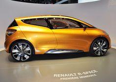 Salon Genève 2011 : Renault R-Space Concept