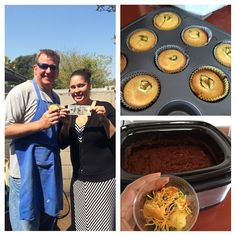 Congrats Mikaeka! Winner of our company chili cook off! #chili #jalepenocornbread #yummy #chilicookoff #maglexus #employeebbq #employeeappreciation