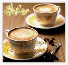 """Képtalálat a következőre: """"szép jó reggelt és vidám mai napot kívánok"""" Doterra Oils, Latte, Coffee, Drinks, Tableware, Food, Google, Kaffee, Drinking"""
