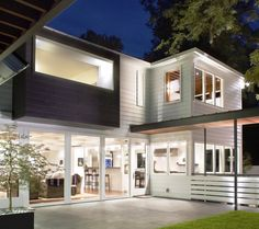 Interior ~ Contemporary Traditional Home Architecture With Wooden ...