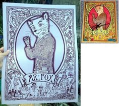 Zoltron-Mr-Fox-sticker