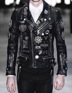 未読111件 - Yahoo!メール Riders Jacket, Yahoo, Product Launch, Punk, Leather Jacket, Jackets, Style, Fashion, Studded Leather Jacket
