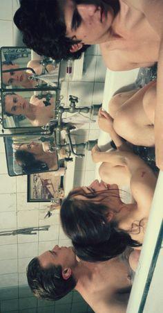 """The Dreamers"" - Directed by Bernardo Bertolucci. With Michael Pitt, Eva Green, Louis Garrel, Anna Chancellor."