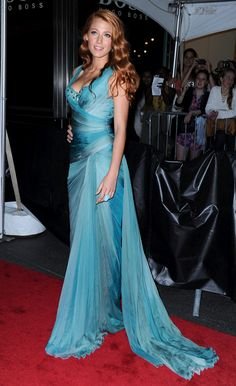 Blake Lively, give me all your clothes...and your body too...while we're at it.