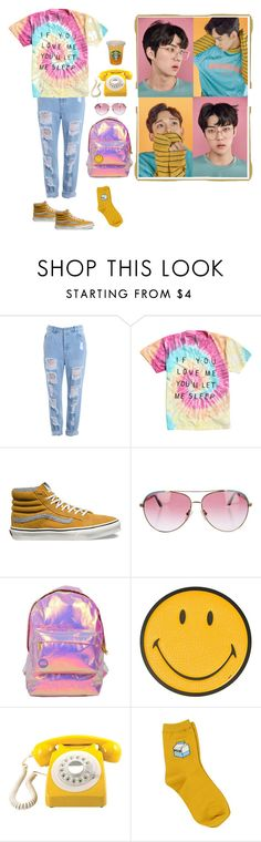 """""""Dress like nobody s watching..!"""" by enjoyyourlifee ❤ liked on Polyvore featuring Vans, Minnie Rose, Miss Selfridge, Anya Hindmarch, GPO and Chicnova Fashion"""
