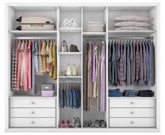 Bedroom Storage Ideas For Clothes, Kids Clothes Storage, Closet Storage, Closet Ideas, Kids Storage, Clothing Storage, Clothing Ideas, Kids Wardrobe Storage, Storage Organization