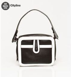 As Seen On CityLine. Le Chateau: Leather-Like Bag, $59.95