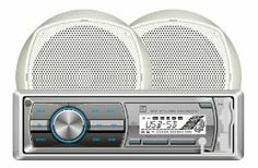 Dual MCP100 AM/FM/MP3/WMA 55-Watt Stereo Receiver with 2 Speakers by Dual. $65.21. Featuring an AM/FM/MP3/WMA receiver, a USB front panel input, SD card front panel input, and an auxiliary input (3.5mm). This receiver does not play CDs. As a connected consumer, play hundreds of MP3 and WMA songs straight from your USB Flash drives or SD cards. Easily connect your iPod, iPhone or other device via auxiliary input.. Save 28% Off!