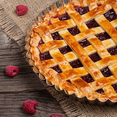 Recette de tarte aux framboises Biscuits, Apple Pie, Coffee Shop, Deserts, Food And Drink, Sweets, Fruit, Recipes, Minis