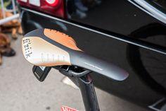 Check Out Greg Van Avermaet's Gold Accented BMC SLR01 http://www.bicycling.com/bikes-gear/2017-tour-de-france/check-out-greg-van-avermaets-gold-accented-bmc-slr01/slide/6