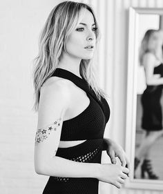 our black mesh dress sexy for spring. tag us if you got it we want to see! thanks @mariemaireal