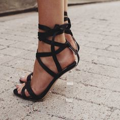Black strappy heels are trendy and cute but if this is not your cup of tea e21e51633c