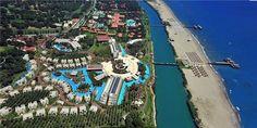 Gloria Golf Resort Gloria Serenty Resort ve Gloria Verde Resort, Touristik Union Inter...
