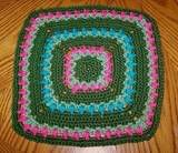 A Playful Yarn of Patterns: Free Pattern -- Tiptoe Through the Tulips