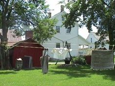 """Amish Acres in Nappanee, Indiana - tour, dinner, and """"Plain and Fancy"""" play"""