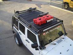 EXPEDITION HARDWARE GOBI/ RIGID Industries - JKowners.com : Jeep Wrangler JK Forum