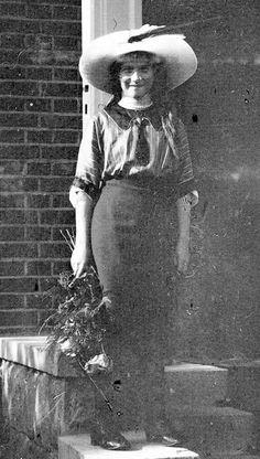 Grand Duchess Anastasia of Russia.